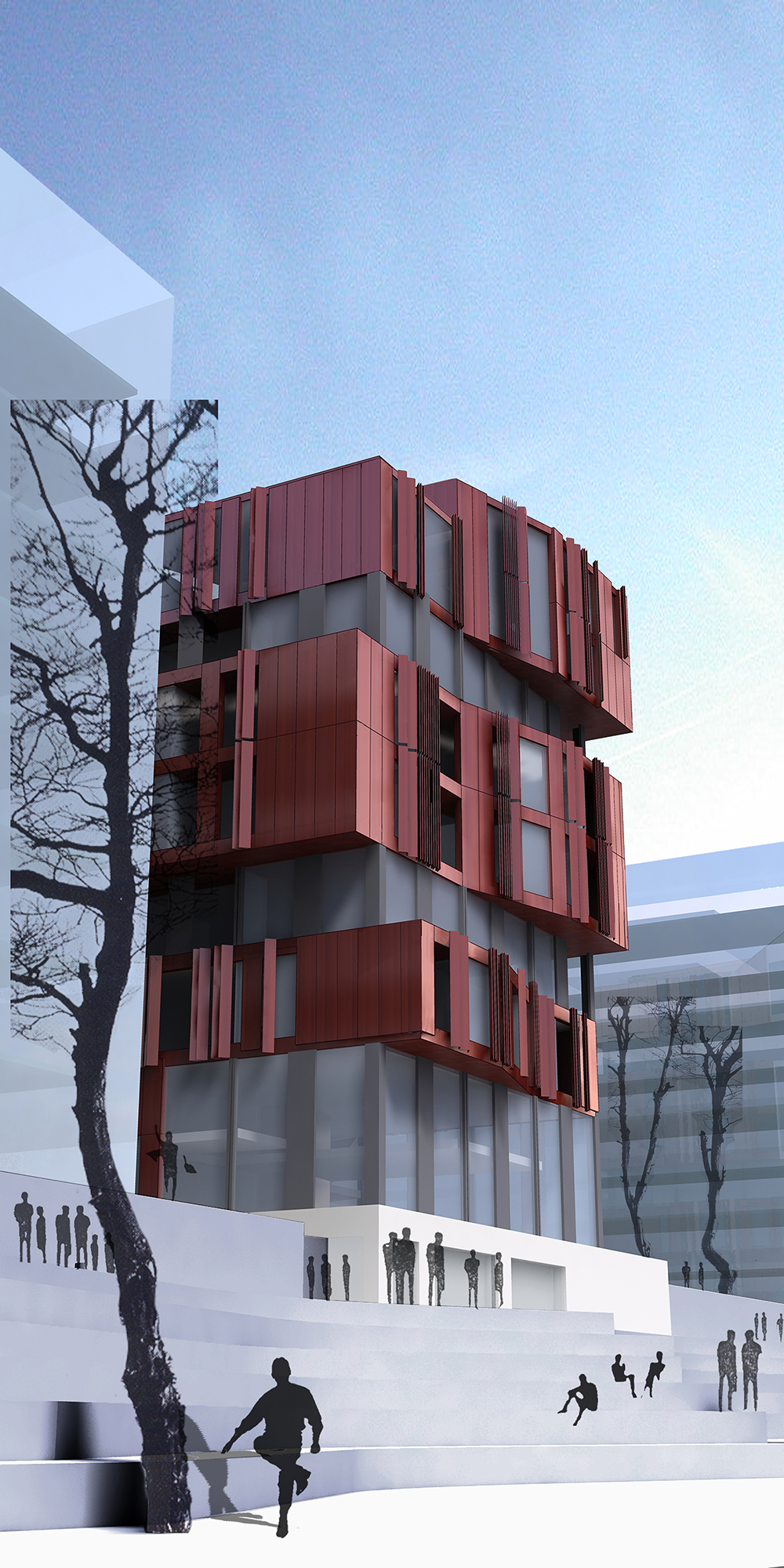 Sml architekten hafencity baufeld 21 hamburg homebase2 - Architektur hamburg ...