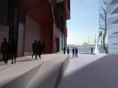 """SML Architekten - HafenCity - Baufeld 21 """"Vanmeer"""" - Hamburg"""