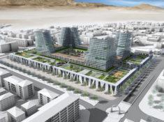 BRT Architekten - Mall Kayseri - Türkei