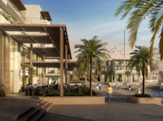 LW Design Group - Palm Island Hotel - Dubai