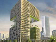 BRT Architekten - The Cube - Dubai