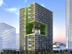 BRT Architekten - The Cube - Dubai