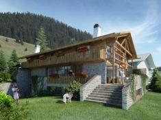 bergundtal - Lodge L