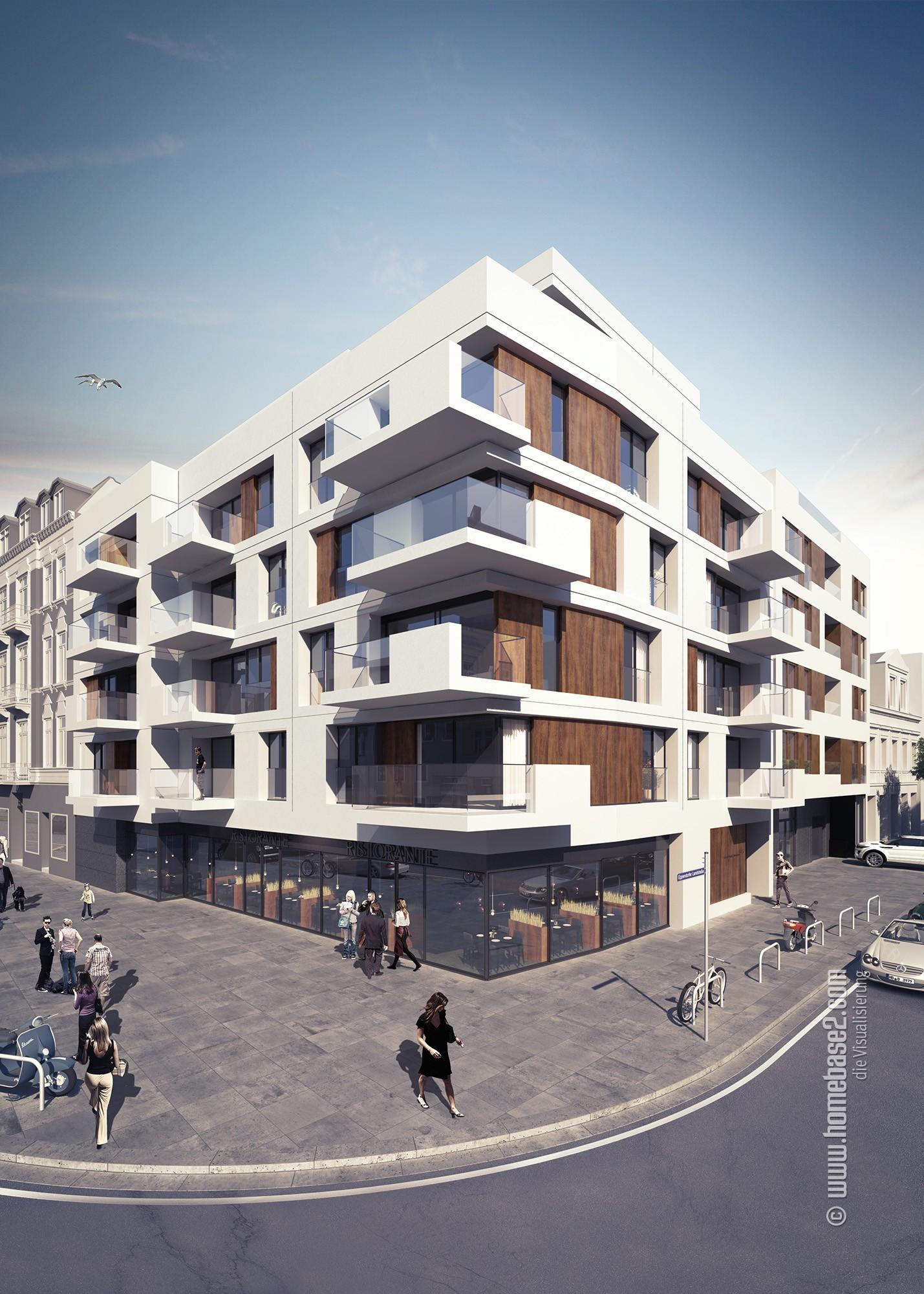 KLMS + SEC Design  Eppendorfer Landstraße 97  Homebase2