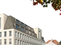Gruppe OMP - Geschäftshaus am Schiffgraben - Hannover