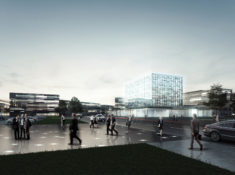 Architekten BKSP - VW Financial Services - Braunschweig