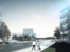 Architekten BKSP - VW Financial Services - Braunschweig