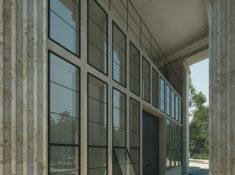 Mäckler Architekten - Deutscher Pavillion Biennale - Detailansicht