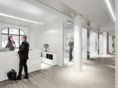 GRS Reimer Architekten - Brüggehaus Hamburg