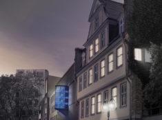 Prof. Christoph Mäckler Architekten - Romantikmuseum - Frankfurt