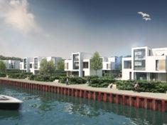 Reinders Architekten - Gemarkung Harpenfeld - Uferbebauung