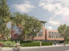 HochTief - Gesundheitszentrum Walsrode - Strassenperspektive