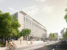 architekten bksp - Hotel am Friedrichswall - Hannover