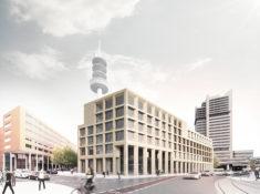 architekten bksp - Lister Dreieck - Hannover