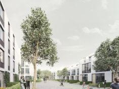 Theo Gerlach Wohnungsbau - blauraum Architekten GmbH