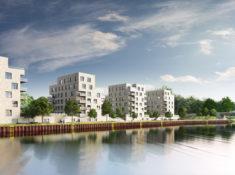 Gundlach - blauraum architekten . Am Listholze Hannover