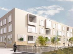 architekten bksp - Petriviertel Rostock Altstadtkieker