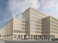 architekten bksp - Fassadensanierung Joachimstr - Hannover
